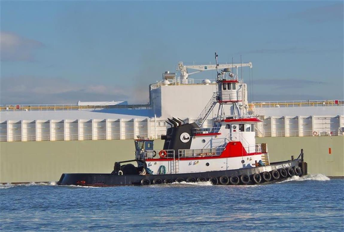 Marine Transportation and Towing | Marquette Transportation